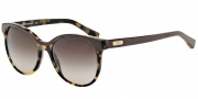 Emporio Armani EA4016 Sunglasses Sunglasses - 510713 Havana / Brown / Brown Gradient