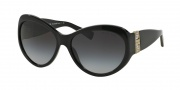 Michael Kors MK2002MB Sunglasses Paris Sunglasses - 300511 Black / Gray Gradient