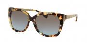 Michael Kors MK2006 Sunglasses Taormina Sunglasses - 303148 Ocean Confetti Tortoise / Purple Blue Gradient