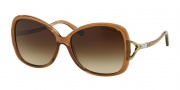 Michael Kors MK2010B Sunglasses Bora Bora Sunglasses - 301613 Brown / Dark Brown Gradient