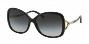 Michael Kors MK2010B Sunglasses Bora Bora Sunglasses - 303611 Black / Grey Gradient