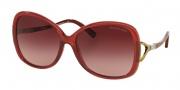 Michael Kors MK2010B Sunglasses Bora Bora Sunglasses - 30428H Milky Burgundy / Burgundy Gradient
