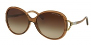 Michael Kors MK2011B Sunglasses Sonoma Sunglasses - 301613 Light Brown / Dark Brown Gradient