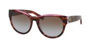 Michael Kors MK6001B Sunglasses Bermuda Sunglasses - 300368 Tortoise / Pink / Purple / Brown Purple Gradient