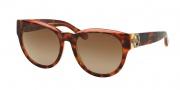 Michael Kors MK6001B Sunglasses Bermuda Sunglasses - 300413 Tortoise / Pink / Yellow / Brown Gradient