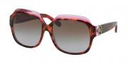 Michael Kors MK6002B Sunglasses Crete Sunglasses - 300368 Tortoise / Pink / Purple / Brown Purple Gradient