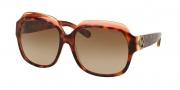 Michael Kors MK6002B Sunglasses Crete Sunglasses - 300413 Tortoise / Pink / Yellow / Brown Gradient