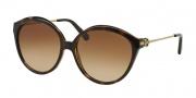 Michael Kors MK6005 Sunglasses Mykonos Sunglasses - 300613 Dark Tortoise / Brown Gradient