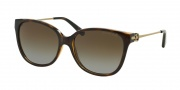 Michael Kors MK6006 Sunglasses Marrakesh Sunglasses - 3006T5 Dark Tortoise / Brown Gradient Polarized