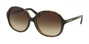 Michael Kors MK6007 Sunglasses Tahiti Sunglasses - 301013 Dark Tortoise / Snake / Dark Brown Gradient
