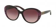 Michael Kors MK6012 Sunglasses Puerto Banus Sunglasses - 30188H Pink Snake / Burgundy Gradient