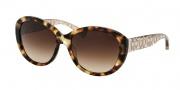 Coach HC8106 Sunglasses Asha Sunglasses - 523313 Spotty Tortoise / Brown Gradient