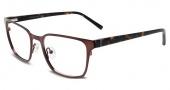 Jones New York J345 Eyeglasses Eyeglasses - Brown
