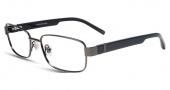 Jones New York J346 Eyeglasses Eyeglasses - Gunmetal