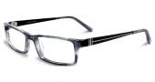 Jones New York J521 Eyeglasses Eyeglasses - Grey Smoke