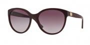 Versace VE4282A Sunglasses Sunglasses - 51238H Matte Violet / Violet Gradient