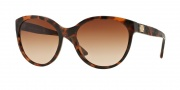 Versace VE4282A Sunglasses Sunglasses - 944/13 Havana / Brown Gradient