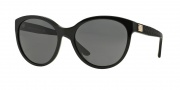 Versace VE4282A Sunglasses Sunglasses - GB1/87 Black / Grey