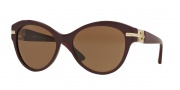 Versace VE4283BA Sunglasses Sunglasses - 510573 Burgundy / Brown