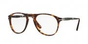 Persol PO9714VM Eyeglasses Eyeglasses - 24 Havana
