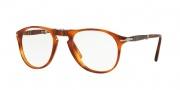 Persol PO9714VM Eyeglasses Eyeglasses - 96 Light Havana