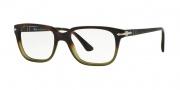 Persol PO3094V Eyeglasses Eyeglasses - 9027 Havana Gradient Green