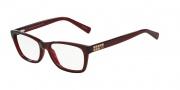 Armani Exchange AX3006 Eyeglasses Eyeglasses - 8003 Berry Transparent / Demo Lens