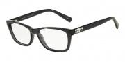 Armani Exchange AX3006 Eyeglasses Eyeglasses - 8005 Black Transparent / Demo Lens