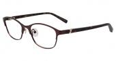 Jones New York J138 Eyeglasses Eyeglasses - Brown