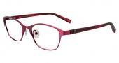 Jones New York J138 Eyeglasses Eyeglasses - Burgundy