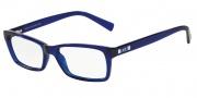 Armani Exchange AX3007 Eyeglasses Eyeglasses - 8018 Marine Transparent