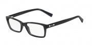 Armani Exchange AX3007 Eyeglasses Eyeglasses - 8005 Black Transparent