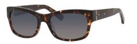 Bobbi Brown The Sofia/S Sunglasses Sunglasses - 0FR5 Havana (RK blue brown/silver mi lens)