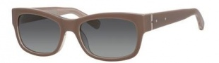 Bobbi Brown The Sofia/S Sunglasses Sunglasses - 01S7 Mocha Sand (F8 gray gradient lens)