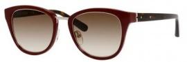 Bobbi Brown The Rowan/S Sunglasses Sunglasses - 0SR8 Burgundy (Y6 brown gradient lens)