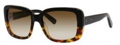 Bobbi Brown The Reagan/S Sunglasses Sunglasses - 0EUT Black Tortoise Fade (Y6 brown gradient lens)