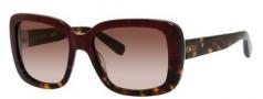 Bobbi Brown The Reagan/S Sunglasses Sunglasses - 0EQ9 Burgundy Dark Havana (B1 warm brown gradient lens)