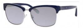 Bobbi Brown The Malcom/S Sunglasses Sunglasses - 0FH1 Navy (19 dark navy/silver flash lens)