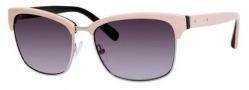 Bobbi Brown The Malcom/S Sunglasses Sunglasses - 0JBD Nude Black (Y7 gray gradient lens)