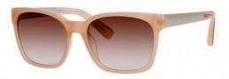 Bobbi Brown The Morgan/S Sunglasses Sunglasses - 0FD4 Matte Blush (B1 warm brown gradient lens)