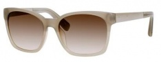 Bobbi Brown The Morgan/S Sunglasses Sunglasses - 0FQ3 Matte Sage (Y6 brown gradient lens)