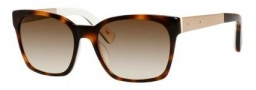 Bobbi Brown The Morgan/S Sunglasses Sunglasses - 0GA5 Tortoise Cream (Y6 brown gradient lens)