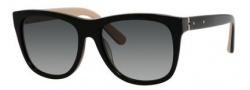Bobbi Brown The Jack/S Sunglasses Sunglasses - 0JBD Black Nude (F8 gray gradient lens)
