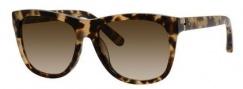 Bobbi Brown The Jack/S Sunglasses Sunglasses - 0ESP Camel Tortoise (CC brown gradient lens)