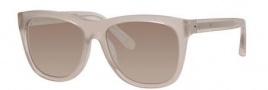 Bobbi Brown The Jack/S Sunglasses Sunglasses - 0FZ1 Matte Dove Gray (KA brown/tan mirror lens)