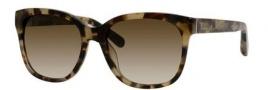 Bobbi Brown The Gretta/S Sunglasses Sunglasses - 0JUN Khaki Tortoise (CC brown gradient lens)