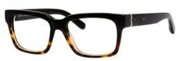 Bobbi Brown The Avery Eyeglasses Eyeglasses - 0EUT Black Tortoise Fade