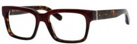 Bobbi Brown The Avery Eyeglasses Eyeglasses - 0EQ9 Burgundy Dark Havana