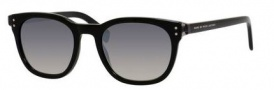 Marc by Marc Jacobs MMJ 458/S Sunglasses Sunglasses - 0A8V Black Black (LG graymirgradsilv lens)