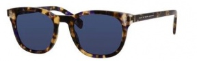 Marc by Marc Jacobs MMJ 458/S Sunglasses Sunglasses - 0A8T Brown Havana Beige (KU blue avio lens)